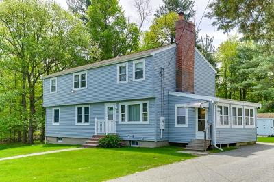Burlington Single Family Home New: 3 Cedar St