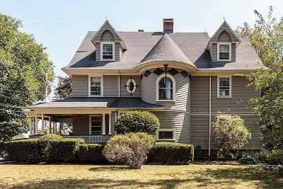 Quincy Single Family Home Contingent: 49 Wollaston Avenue