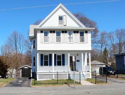 Quincy Single Family Home For Sale: 61 Quincy Street