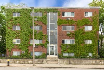 Boston Condo/Townhouse Under Agreement: 135 Neponset Ave #44