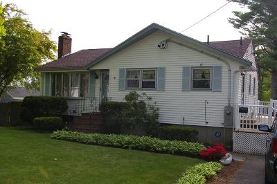Brockton Single Family Home Contingent: 417 East St