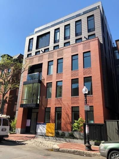 Condo/Townhouse Under Agreement: 7 East Springfield #5A