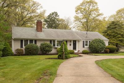 Barnstable MA Single Family Home New: $395,000