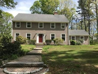 Rehoboth Single Family Home Price Changed: 3 Running Stream Road