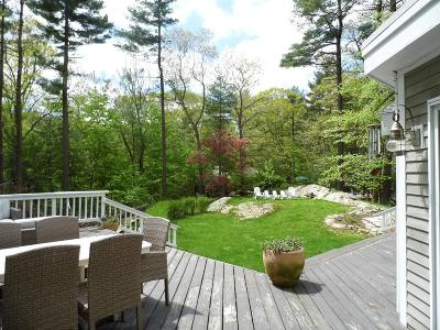 Cohasset Single Family Home For Sale: 362 Beechwood Street
