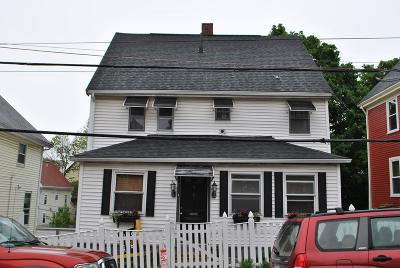 MA-Suffolk County Single Family Home For Sale: 9 Gay Head St