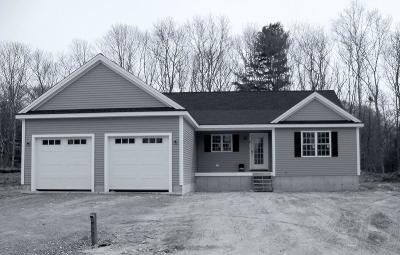 Taunton Single Family Home Contingent: Lot 13 Highland Heights