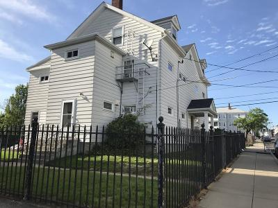 Fall River Multi Family Home For Sale: 889 Pine Street