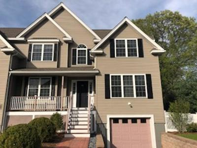 Needham Condo/Townhouse For Sale: 81 Nardone Rd. #81