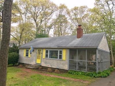 Barnstable MA Single Family Home New: $305,900