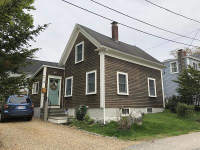 Gloucester MA Single Family Home Contingent: $345,000
