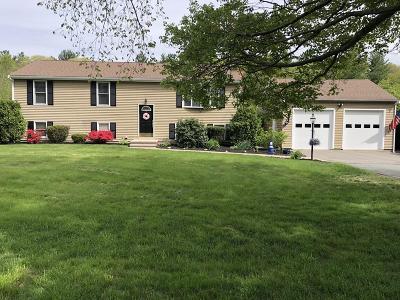 East Bridgewater Single Family Home Contingent: 555 Harvard Street