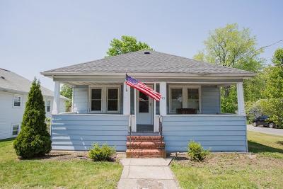 Brockton Single Family Home For Sale: 73 Bouve Avenue