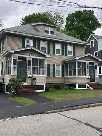 Lowell Multi Family Home New: 64 Stevens Street
