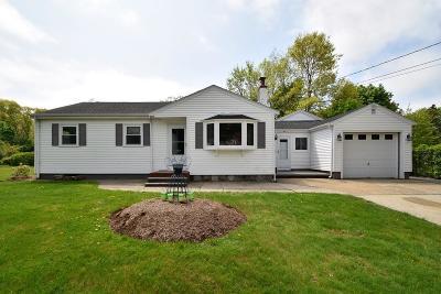 Foxboro Single Family Home New: 5 Highland St