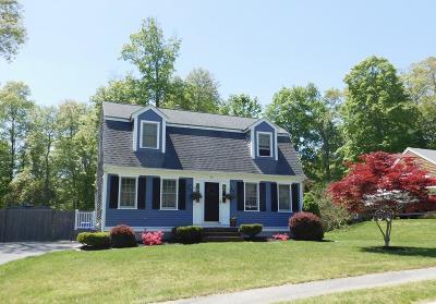 Rockland Single Family Home New: 23 Birch Bottom Cir