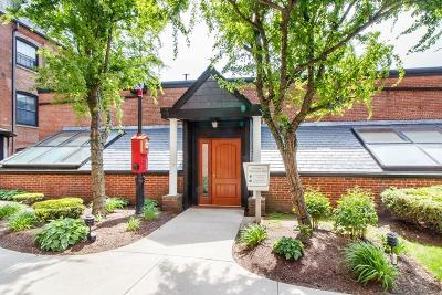 Quincy Condo/Townhouse New: 21 Linden St #126