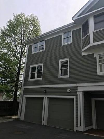 Watertown Condo/Townhouse Under Agreement: 104 Coolidge Hill Rd #3