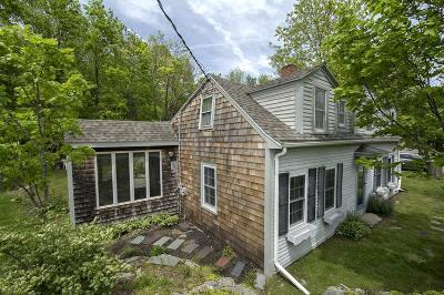 Cohasset Single Family Home New: 303 Beechwood St