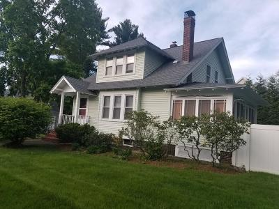 Methuen Single Family Home For Sale: 219 Hampshire St