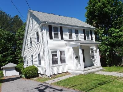 Framingham Single Family Home Contingent: 1 Dinsmore Ave