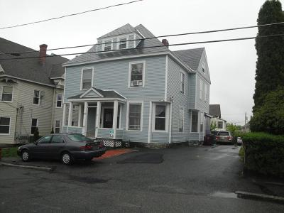 Lowell Single Family Home New: 74 Gates Street
