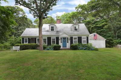 Falmouth Single Family Home Contingent: 40 Oyster Pond Rd