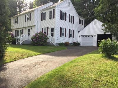 Andover Single Family Home For Sale: 7 Ayer St