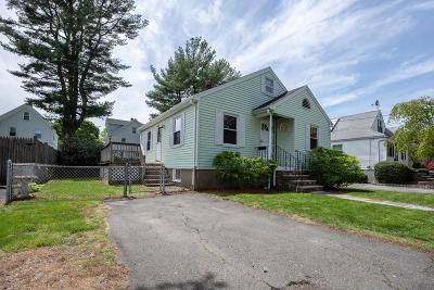Peabody Single Family Home For Sale: 4 Bay State Blvd