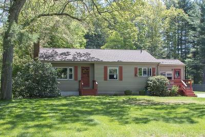 Taunton Single Family Home For Sale: 22 Davis Street