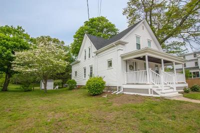 Taunton Single Family Home Contingent: 343 Somerset Ave