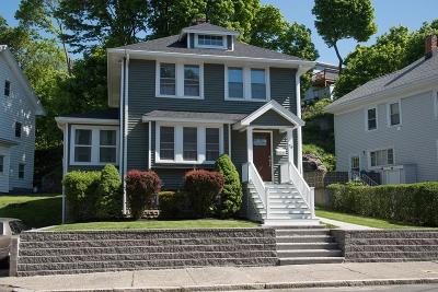 Saugus Single Family Home Under Agreement: 75 Essex St