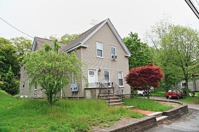 Braintree Multi Family Home New: 315 Franklin St