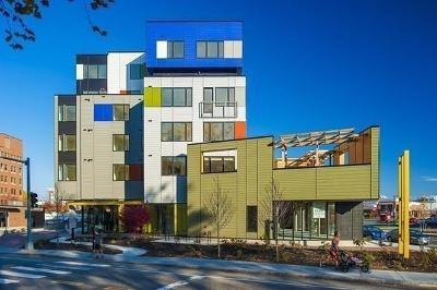 Cambridge Rental New: 603 Concord Ave #410