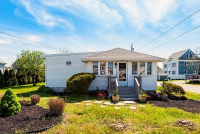 Marshfield Single Family Home New: 833 Ocean St