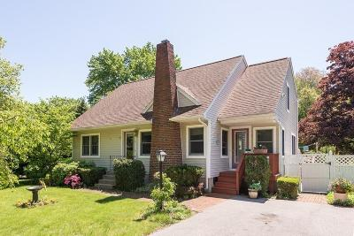 Single Family Home Sold: 119 Freeman Street