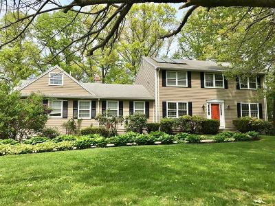 Waltham Single Family Home New: 156 Candlewood Drive