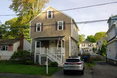 Medford Single Family Home Under Agreement: 9 Haines St