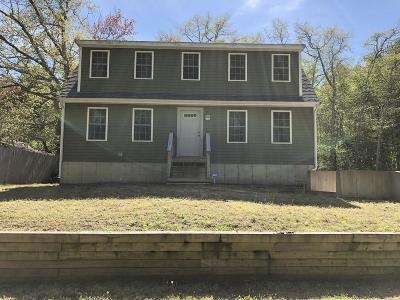 Wareham Single Family Home For Sale: 13 Arnold St