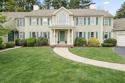 Duxbury Condo/Townhouse New: 63 Tussock Brook Rd #63