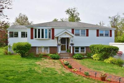 Billerica Single Family Home For Sale: 19 Patricia Road