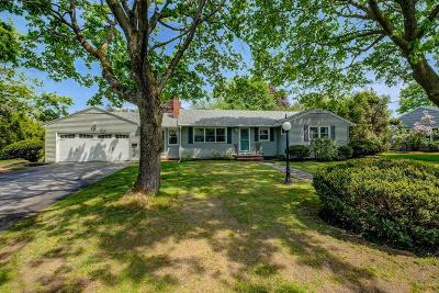 Andover Single Family Home For Sale: 2 Amherst Road