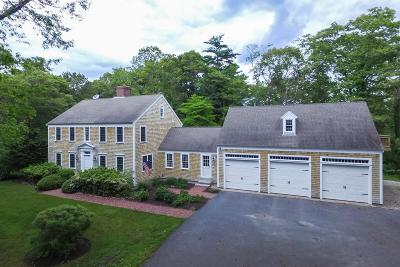 MA-Barnstable County Single Family Home Reactivated: 47 Old Mill