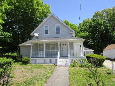 Cohasset, Weymouth, Braintree, Quincy, Milton, Holbrook, Randolph, Avon, Canton, Stoughton Single Family Home New: 391 S Franklin St
