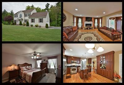 Taunton Single Family Home For Sale: 181 Craven Ct
