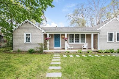 Falmouth Single Family Home New: 83 Priscilla St