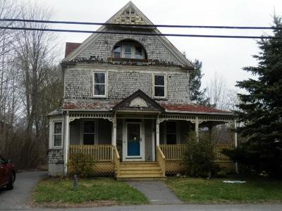 Taunton Single Family Home For Sale: 218 High St