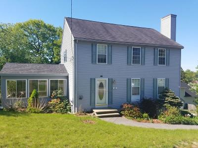 Methuen Single Family Home For Sale: 21 Randolph Ave