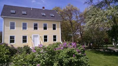Rockport Multi Family Home Under Agreement: 42 Squam Hill Road