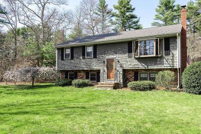 Middleboro Single Family Home Under Agreement: 70 Thomas St